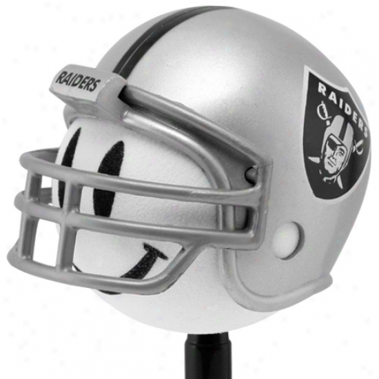 Oakland Raiders Antenna Topper