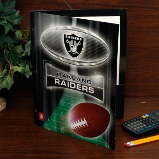 Oakland Raiders Team Folder