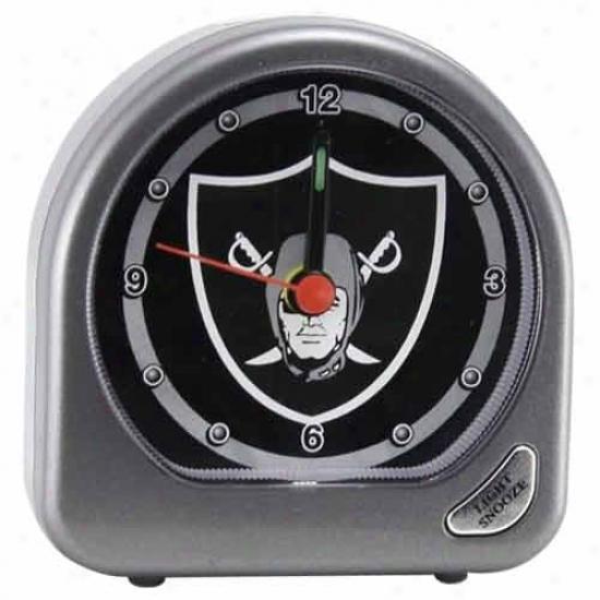 Oakland Rairers Travel Alarm Clock