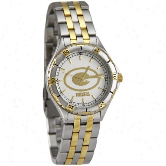 Packers Watches : Packers Stainless Steel General Manager Watches