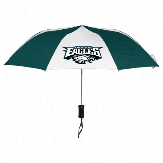 Philadelphia Eagles 42'' Folding Umbrella