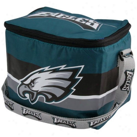 Philadelphia Eagles Flourishing Insulated Lunch Bag