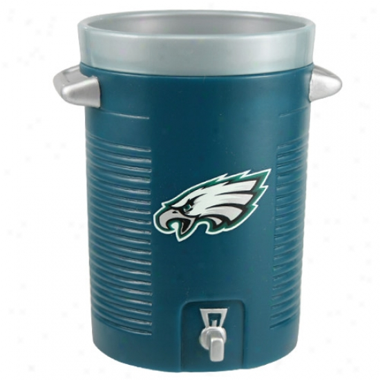 Philadelphia Eagles Green Irrigate Coloet Cup
