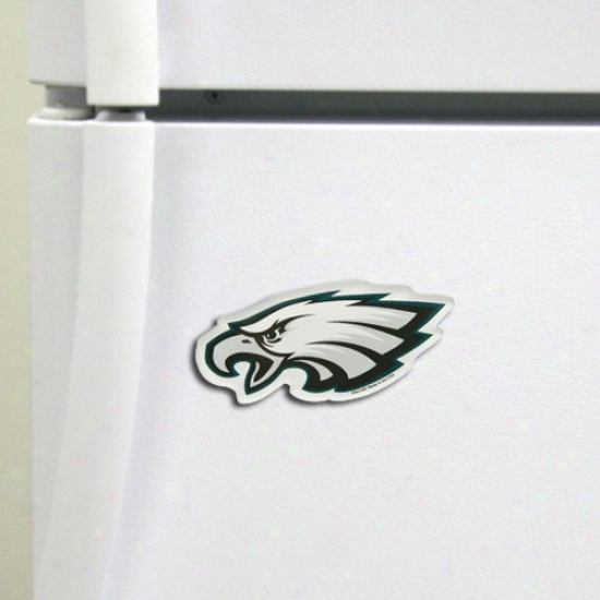 Philadelphia Eagles High Definition Magnet