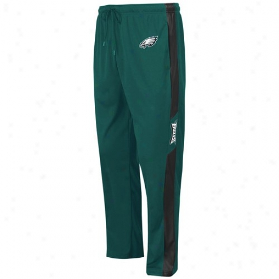 Philadelphia Eagles Mienight Green Classic Synthetic Pants