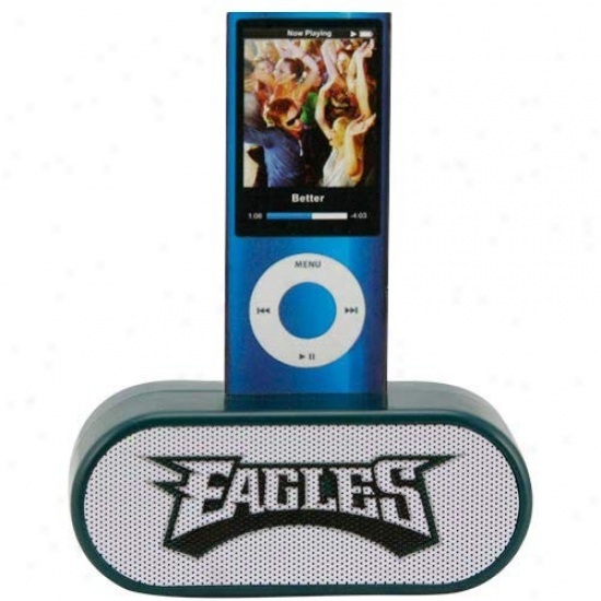 Philadelphia Eagles On-the-go Portablw Mini Speaker