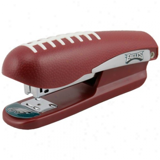 Philadelphia Eagles Pro-grip Football Stapler