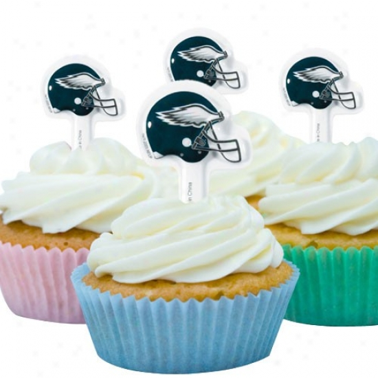 Philadelphia Eagles Team Helmet Party Pics