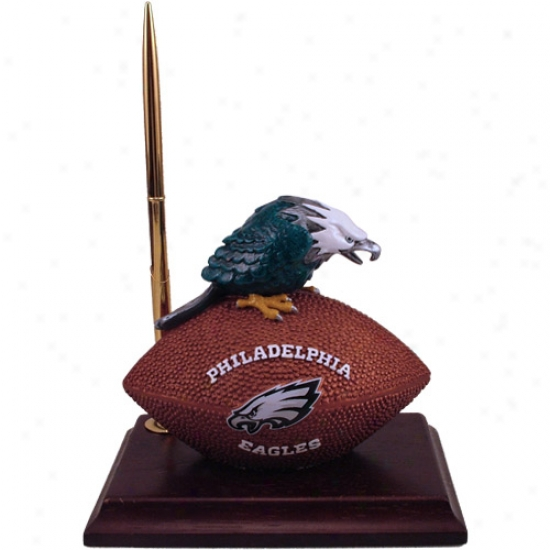 Philadekphia Eagles Team Spirit Desk Set