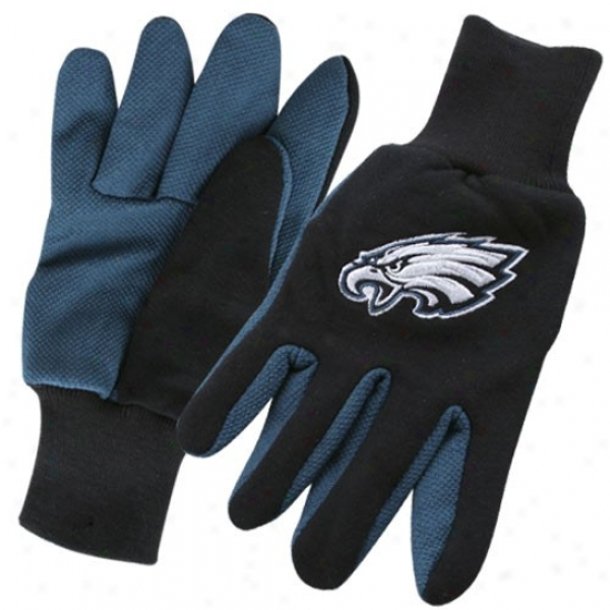 Philadelphia Eagles Two-tone Usefulness Gloves