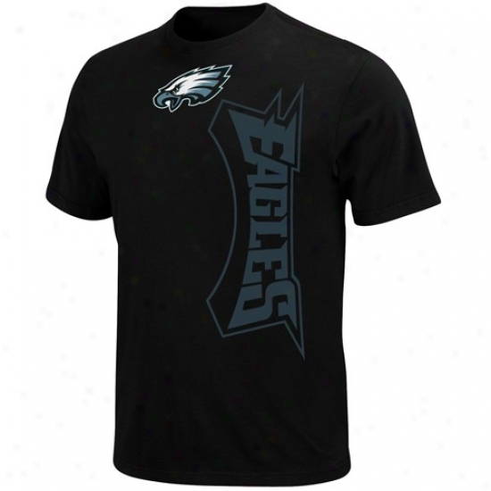 Philly Eagle T Shirt : Philly Eagle Black All-time Great T Shirt