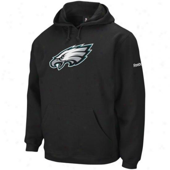 Philly Eagles Stuff: Reebok Philly Eagles Dismal Playbook Hoody Sweatshirt