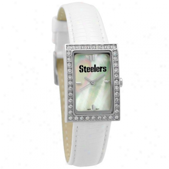 Pitt Steeler Watch : Pitt Steeler Ladies Entice Watch