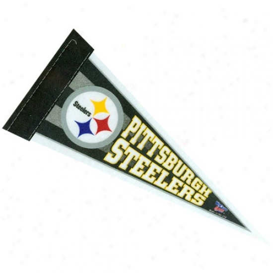 Pittsburgh Steeler Flag : Pittsburgh Steeler Mini Pendant