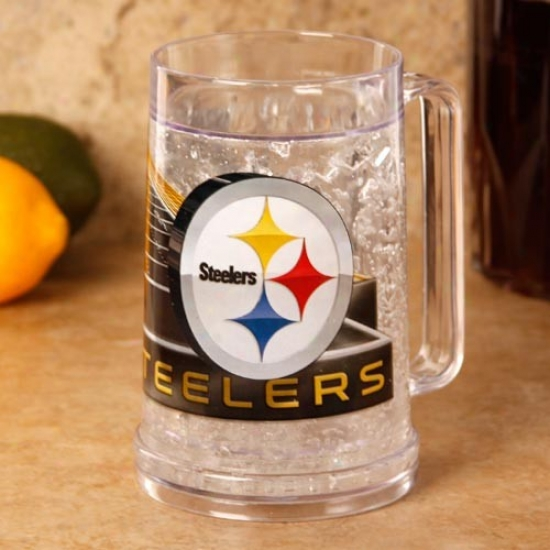 Pittsburgh Steelers 16 Oz. Hi Def Freezer Mug