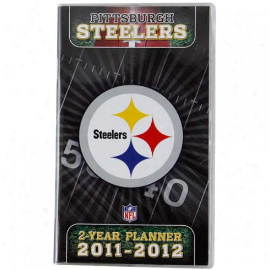 Pittsburgh Steelers 2011-2012 Two-year Poocket Calendar