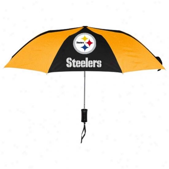 Pittsburgh Steelers 42'' Folding Umbrella