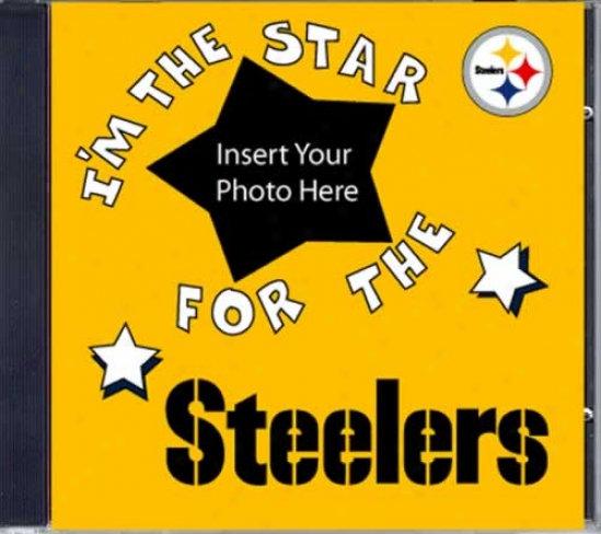 Pittsburgh Steelers Game Hero Custom Sports Cx