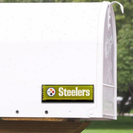 Pittsburgh Steelers Gold Team Refkectors
