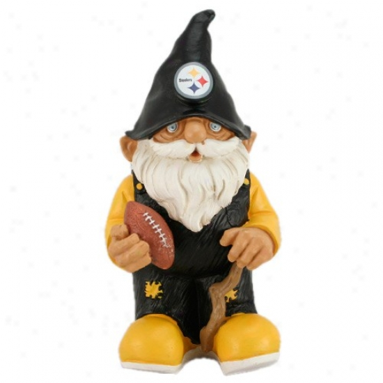 Pittsburgh Steelers Mini Gnome Figurine