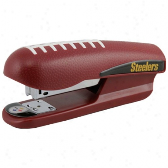 Pittsburgh Steelers Pro-grip Fooyball Stapler