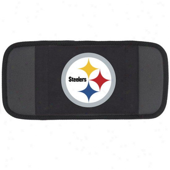 Pittsburgh Steelers Visor Cd Orgaizer
