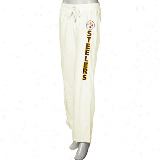 Reebok Plttsbburyh Steelers Ladies Choice part Frost Fleece Sweatpants