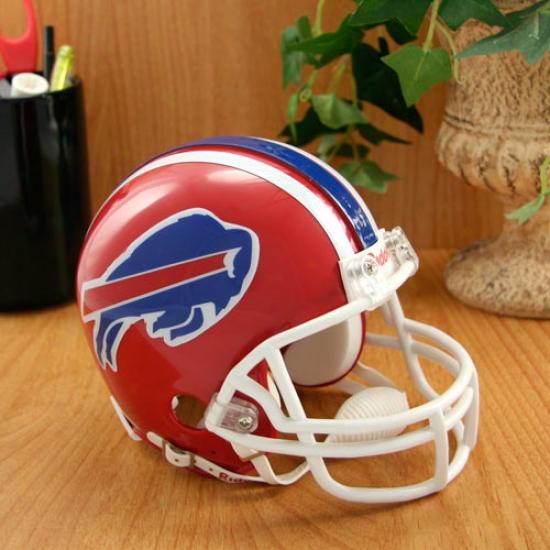 Riddeli Buffalo Bills 1987-2001 Throwback Replica Mini Helmet