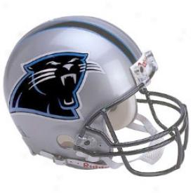 Riddell Carolina Panthers Full-size Autograph copy Helmet