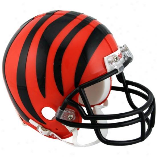 Riddell Cincinnati Bengals Mini-replica Helmet