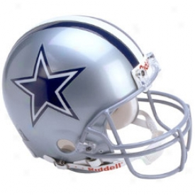 Riddell Dallas Cowboys Full-size Proline Authentic Helmet