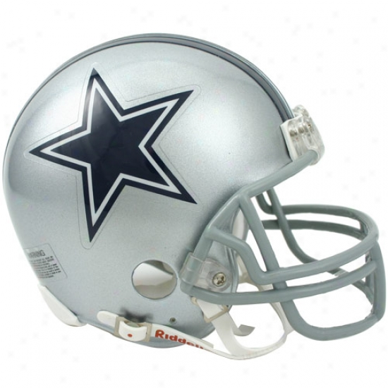 Riddell Dallas Cowboys Mini-replica Helmet