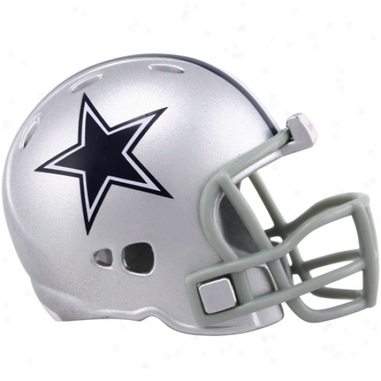 Riddell Dallas Cowboys Revolution Pocket Size Helmet
