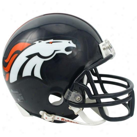 Riddell Denver Broncos Mini-replica Helmet