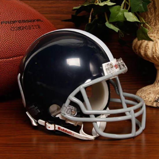 Riddell Indianapolis Colts Mini Replica 1955 Throwback Helmet