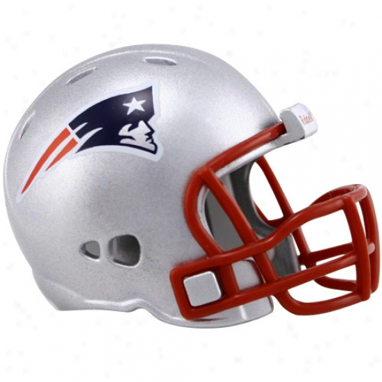 Riddell Novel England Patriots Revolution Pocket Sizs Helmet