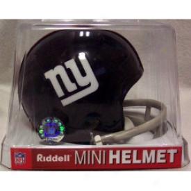 Riddell New York Giants 1961-1974 Throwback Replica Mini Helmet