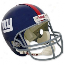Riddell New York Giants Full Size Replica Helmet
