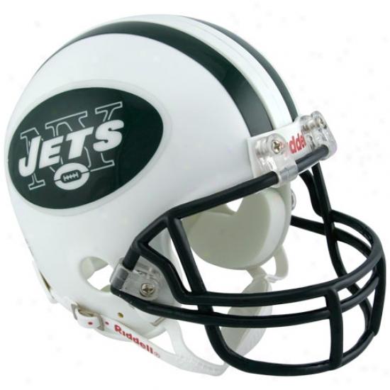Riddell New York Jets Mini Replica Helmet