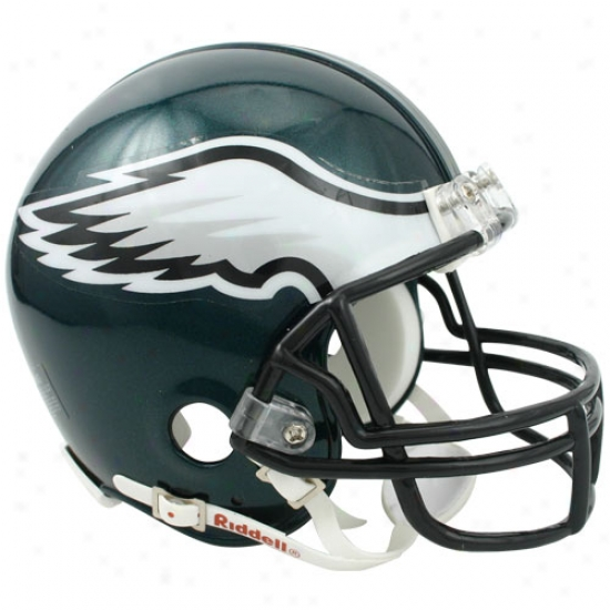 Riddell Philadelphia Eagles Mini Replica Helmet