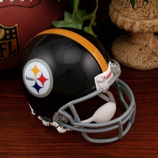 Riddell Pittsburgh Steelers Mini-replica Helmet