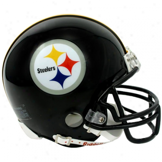 Riddell Pittsburgh Steelers Mini Replica Helmet