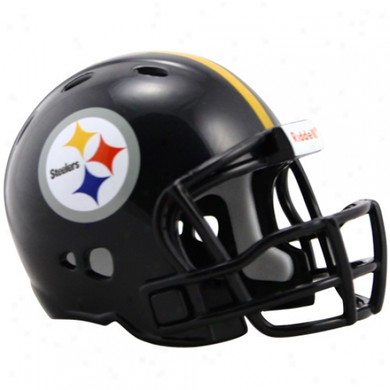 Riddell Pittsburgh Steelers Revolution Pocket Size Helmet