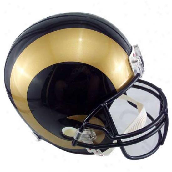 Riddell St. Louis Rams Full Size Replica Helmet