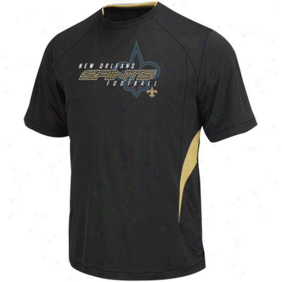 Saonts Tshirts : Saints Dismal Fan Fare Iii Performance Tshirts