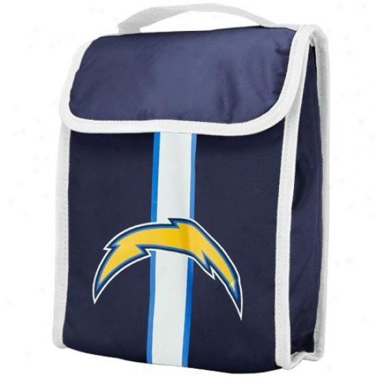 San Diego Chargers Insulated Nfl Lunch Bag
