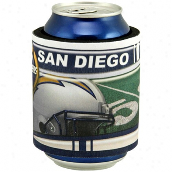 San Diego Chargers Slap Wrap Can Coolie