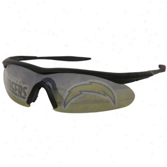San Diego Chargers Sublimated Sunglasses