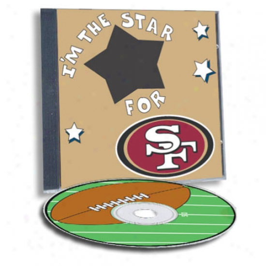 San Francisco 49ers Game Hero Custom Sports Cd