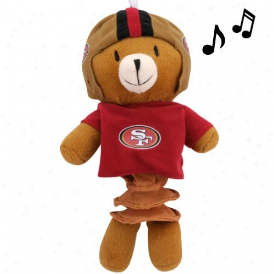 San Francisco 49ers Pull-down Mascot